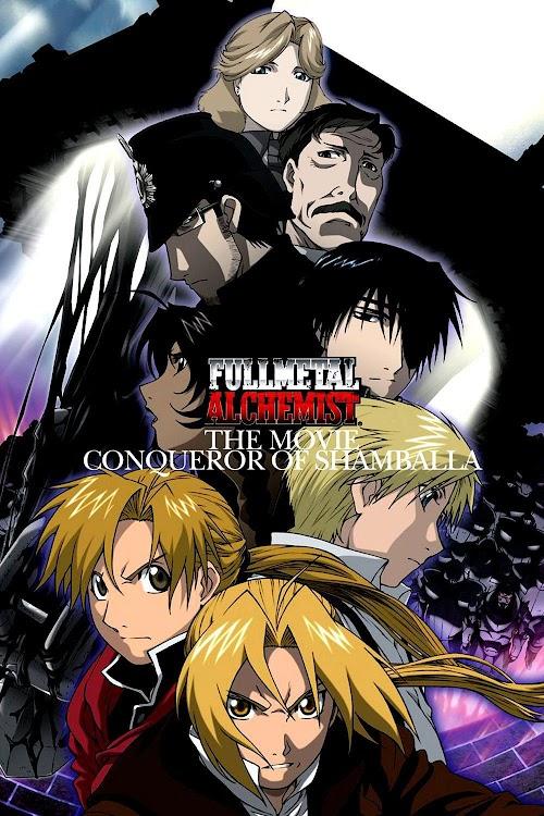 Descargar Fullmetal Alchemist Conqueror of Shamballa [01 - 01][Pelicula][Sub Español][MEGA] HDL]