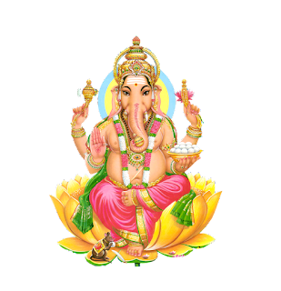 ganesh png clipart