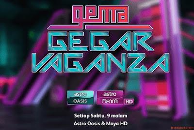 Live Streaming Gema Gegar Vaganza 2018 Musim 2 (GGV2)