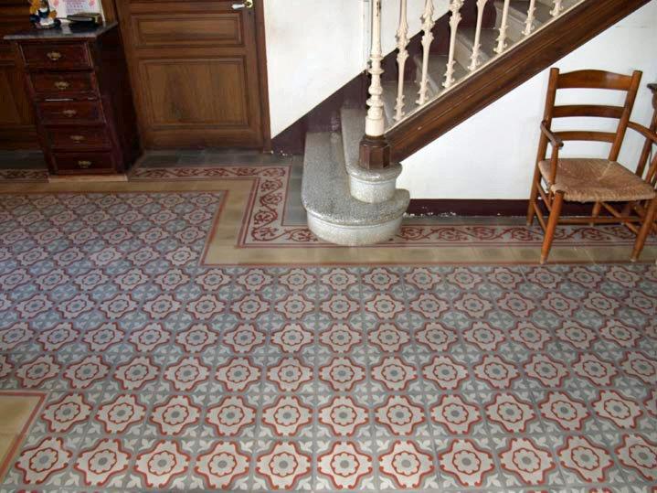 terra antiqva azulejos zaragoza pavimento hidraulico