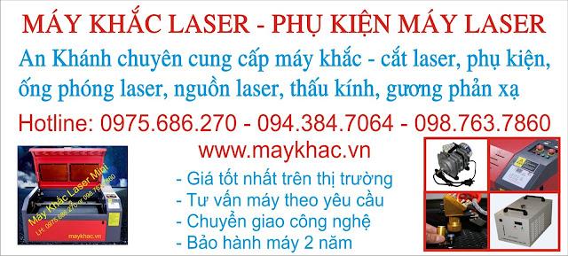 may khac laser