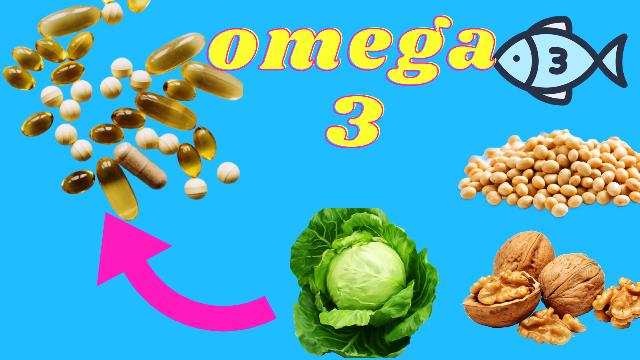 Omega 3 nedir ne işe yarar?