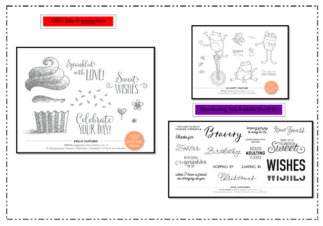 Nigezza Creates Stampin' Up! More than words