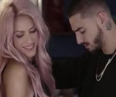 Shakira e Maluma fazem sucesso com Chantaje