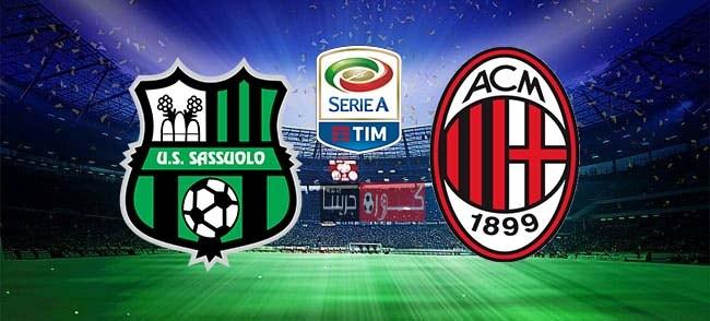 مشاهدة مباراة ميلان وساسولو بث مباشر اليوم 21-7-2020