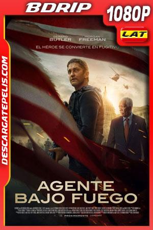 Agente bajo fuego (2019) 1080p BDrip Latino – Ingles