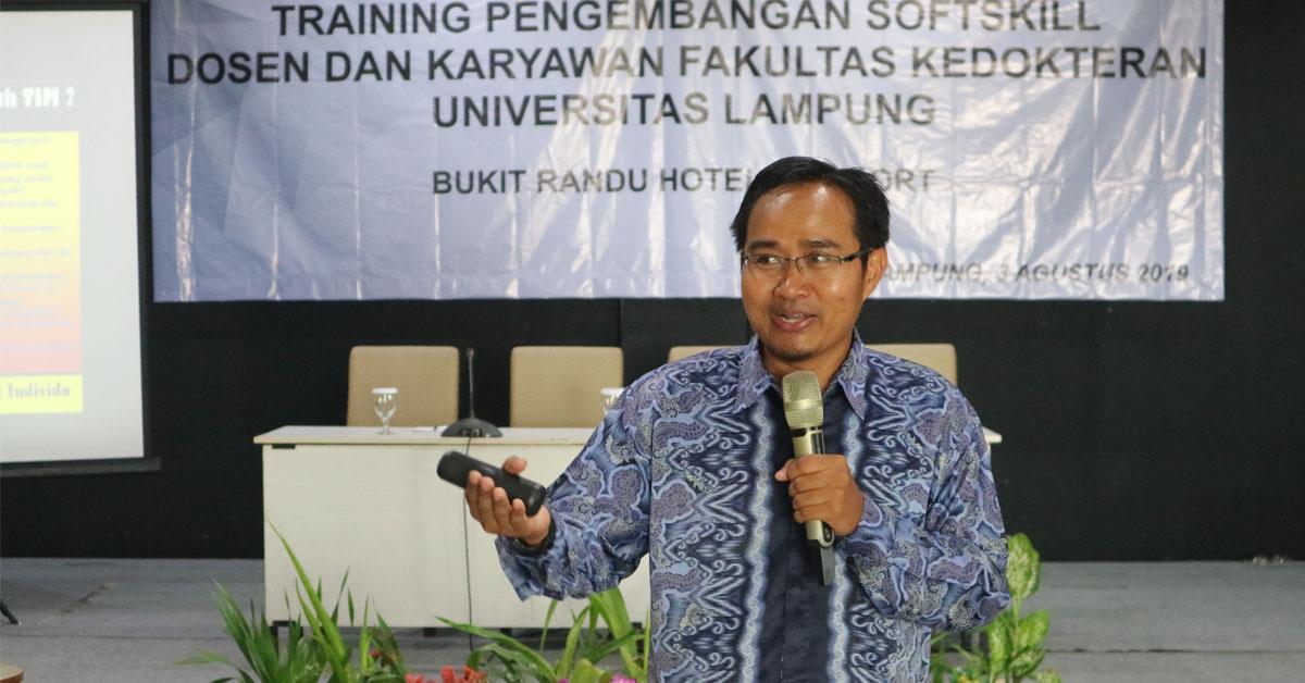 01 Training Lampung Wawan Herdianto