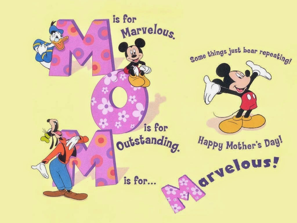 Mothers day 2015 animated cards