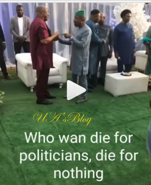 Video..Can Politicians be trusted..'I'm going to court,' Hope Uzodinma rejects Imo guber poll results