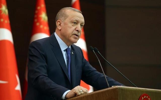 Ερντογάν: Ανακαλύψαμε κοίτασμα φυσικού αερίου στη Μαύρη θάλασσα