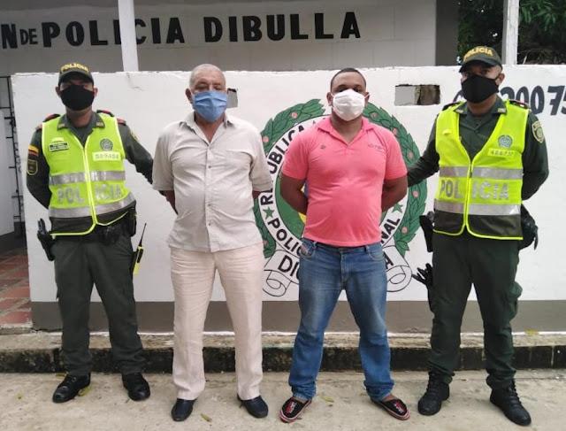 hoyennoticia.com, Cayeron en Dibulla dos que eran buscados por hurto calificado
