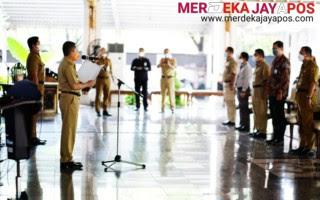 Cegah Penyimpangan Bupati Pati Mengukuhkan TP2DD Kabupaten Pati