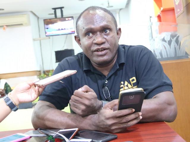 Ferdinand Okoseray Dorong Lukas Enembe Fasilitasi Rekonsiliasi Kisruh KAPP