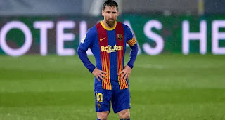 French gaint PSG are still interested in signing Lionel Messi