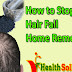 How To Stop Hair Fall Home Remedies -Health Sollution