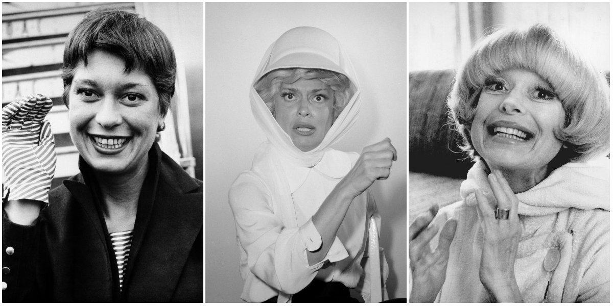 The Best Vintage Photos of Broadway Legend Carol Channing