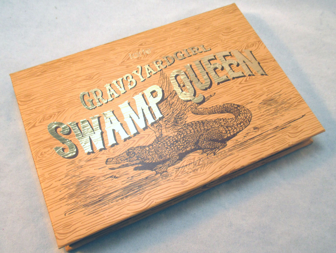 tarte x grav3yardgirl swamp queen palette she puts her makeup on bloglovin. Black Bedroom Furniture Sets. Home Design Ideas