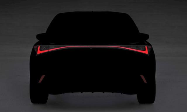 Встречайте уже этим летом, спортивный седан Lexus IS 2021