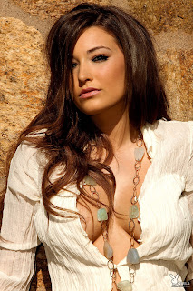 Girls of Playboy - Christine Veronica - Cybergirls - Fresh Faces 03 - September 2011