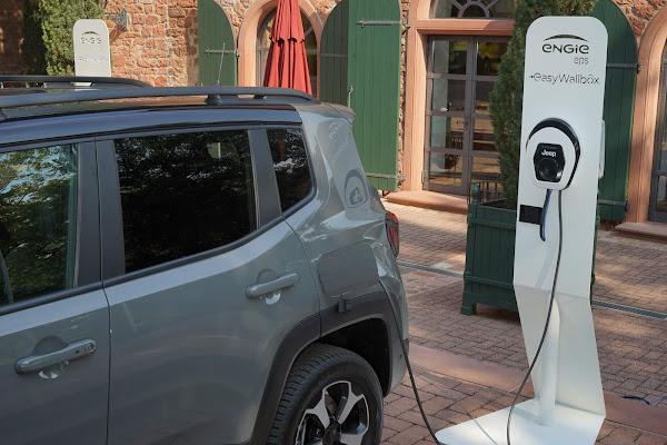 Jeep Renegade Trailhawk 4xe em testes na Europa