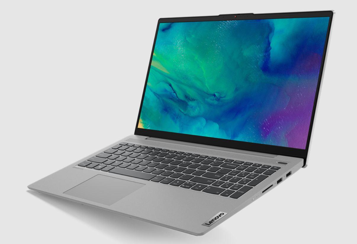Harga dan Spesifikasi Lenovo IdeaPad Slim 5 HWID, Laptop 15,6 Inci Murah Bertenaga Ryzen 3 4300U