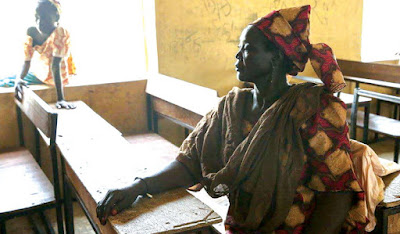 mother faked insanity save children boko haram