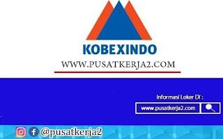 Lowongan Kerja SMA SMK D3 PT Kobexindo Tractor Tbk Desember 2020