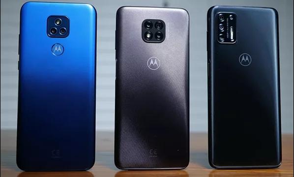 Motorola dévoile le G Stylus, le G Power et le G Play