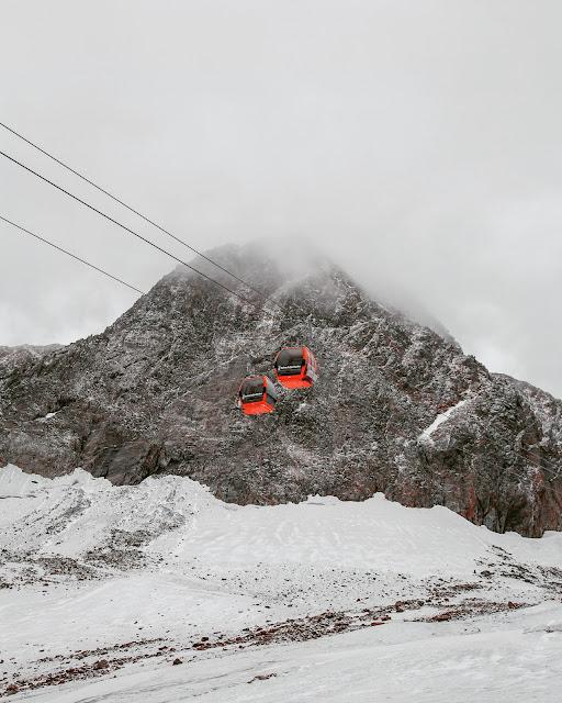 Stubaital - Vom Eisjoch zur Dresdner Hütte Gletscherpfad und Gletscherweg  Wanderung-Stubaital  Wandern-Tirol 04