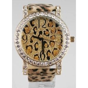 reloj animal print