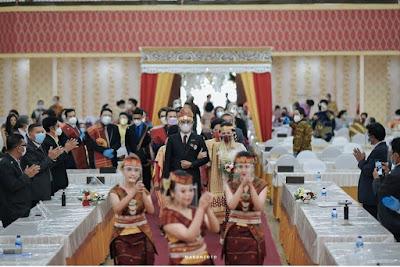 acara pesta pernikahan orang batak toba