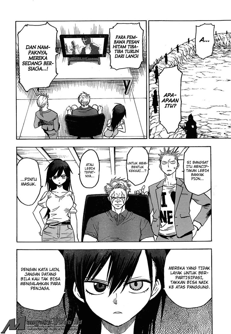 Blood Lad Chapter 70-19