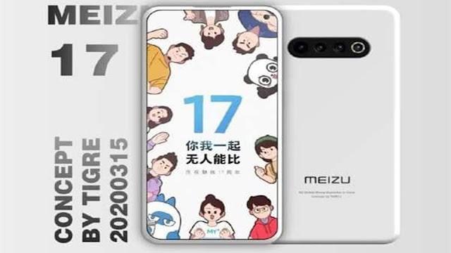 تسريب سعر ومواصفات هاتف MEIZU 17 المنتظر