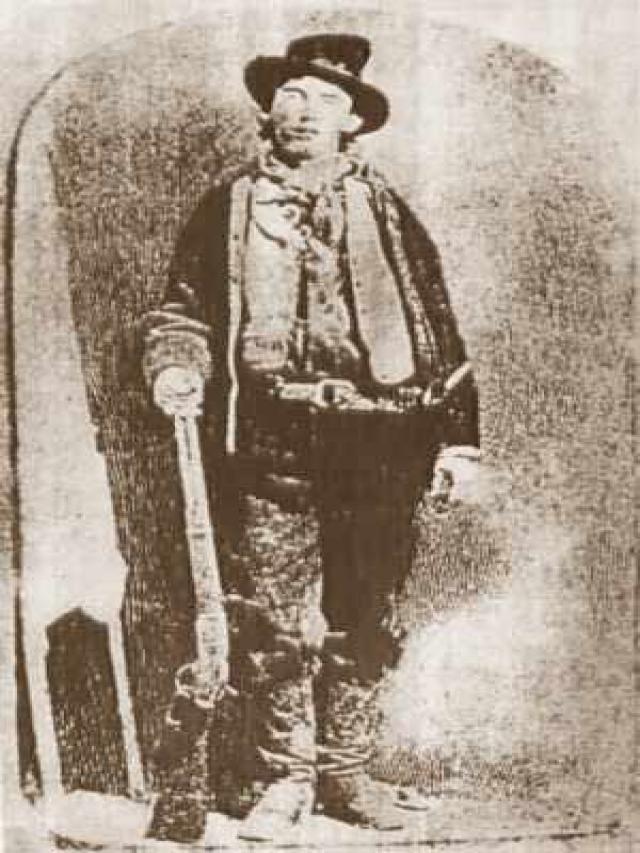 El uso de armas en el 'Salvaje Oeste', más leyenda que historia