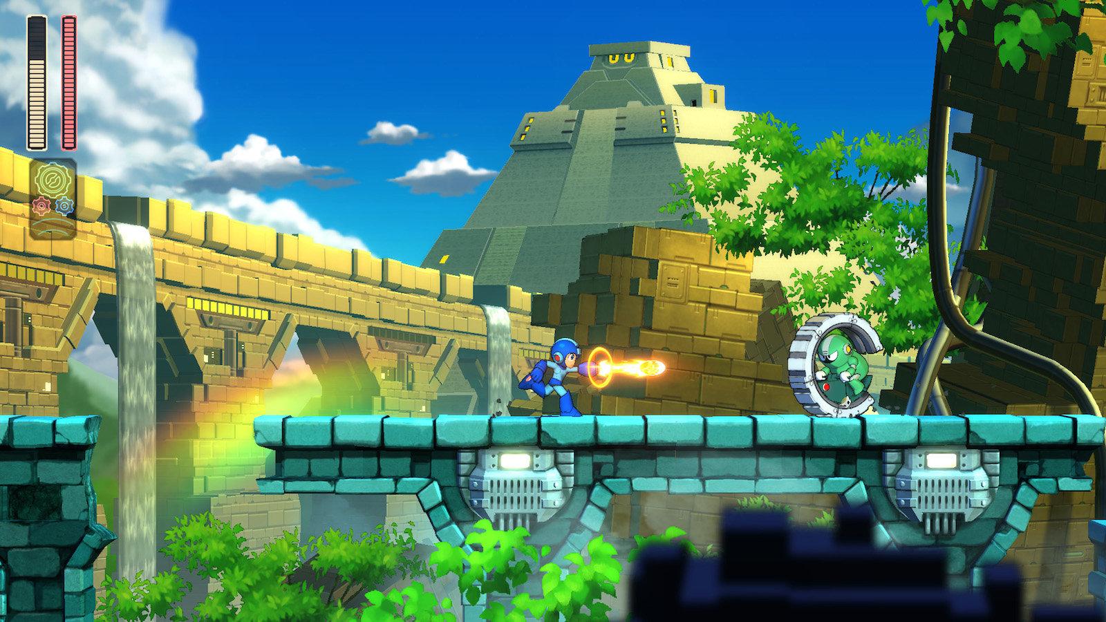 Mega Man 11 Download Full Version
