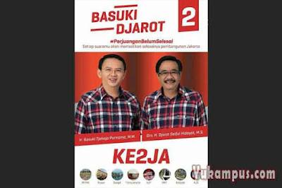 flyer iklan kampanye politik