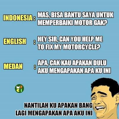 8 Meme 'Perbedaan Bahasa' Ini Lucunya Warna-warni Banget