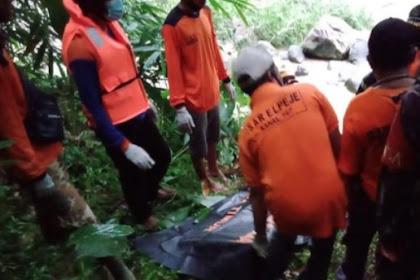 Seorang pemancing di temukan tewas terseret arus sungai di Ngawi