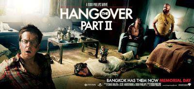 Resacón 2 Ahora en Tailandia Película