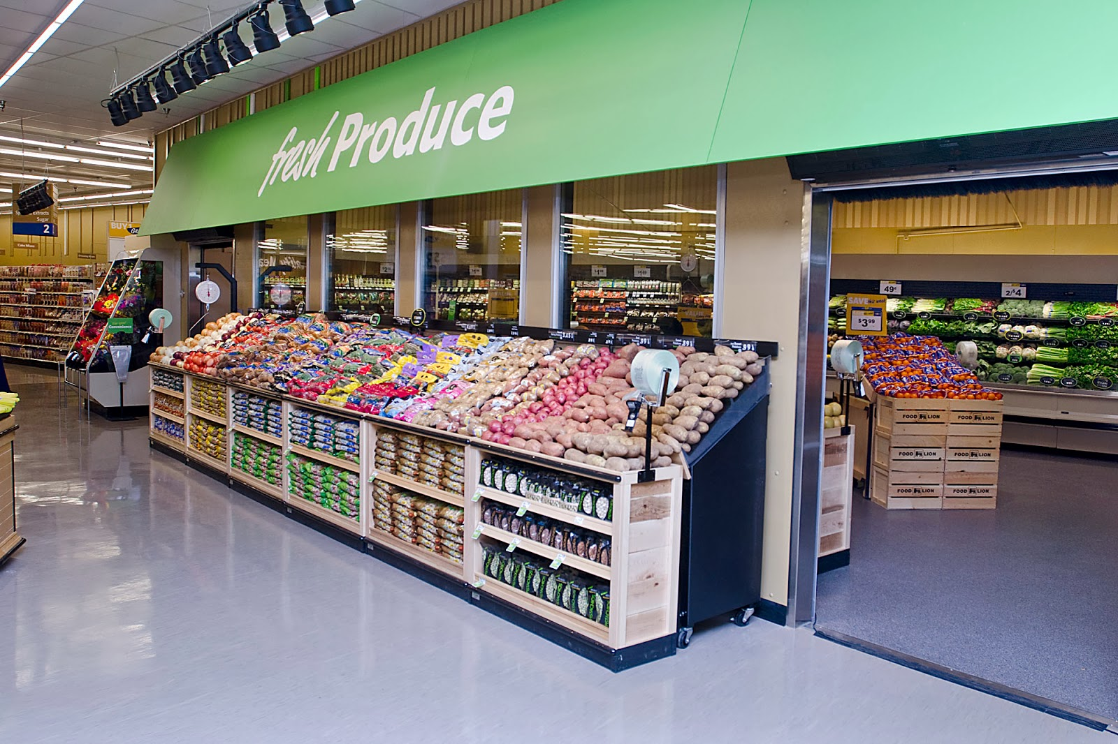 What S In Store Food Lion Debuts New Store Format In Concord