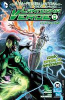 Os Novos 52! Lanterna Verde #20