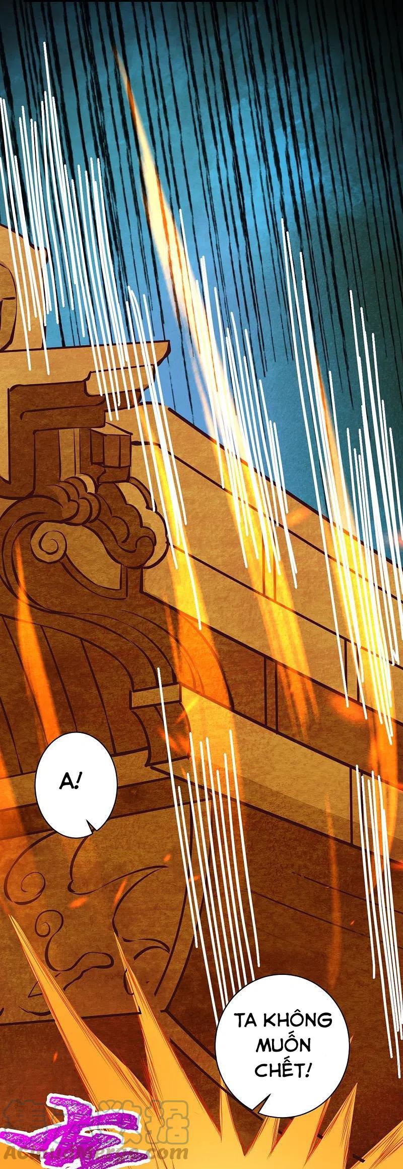 Nghịch Thiên Tà Thần Chương 398 - Vcomic.net