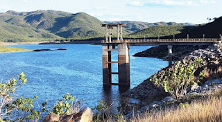 Situação das barragens na Bahia