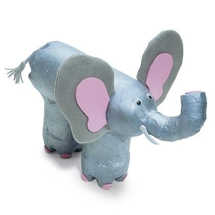 Plastic Elephant