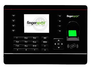 Mesin Absensi Fingerprint Fingerspot Neo-151NC