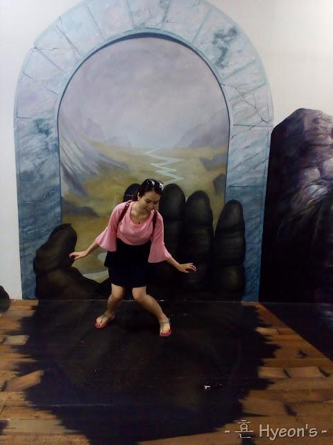 3d penang trick art museum