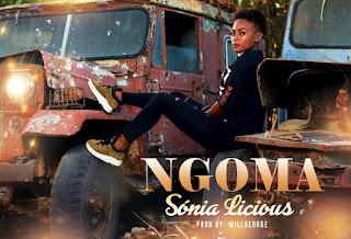 Sónia Licious - Ngoma (Prod. Willgeorge)