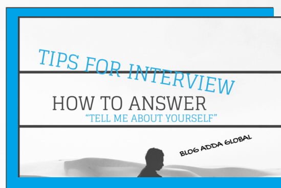 u0026quot tell me about yourself u0026quot  self introduction tips for interview