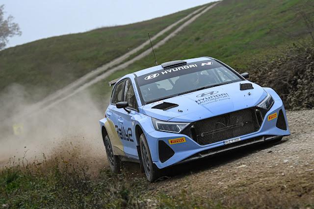 Hyundai i20 N Rally 2 for sale