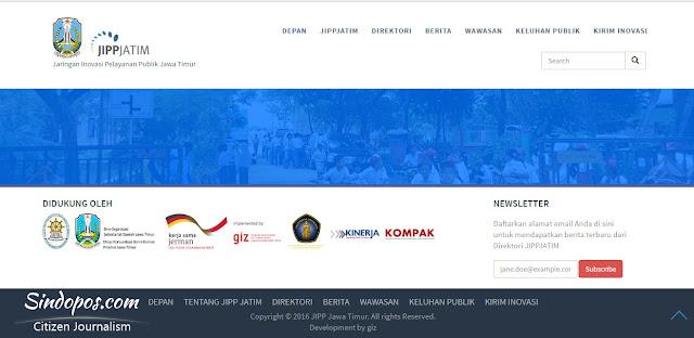 situs-jipp-jatim-dorong-inovasi-pelayanan-publik